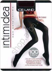 INTIMIDEA-Collant Ice Land 100 den microfibra 6199a4d1542