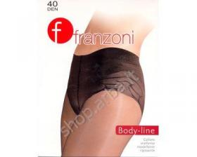 FRANZONI-Collant Franzoni Body Line snellente sgambato elegantissimo 089f4e809c8
