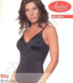 Body Liabel elasticizzato in microfibra con ferretto Rita