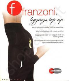 FRANZONI-Leggings elasticizzati modellanti TOP-UP alza glutei ... dd2be5c6dbf